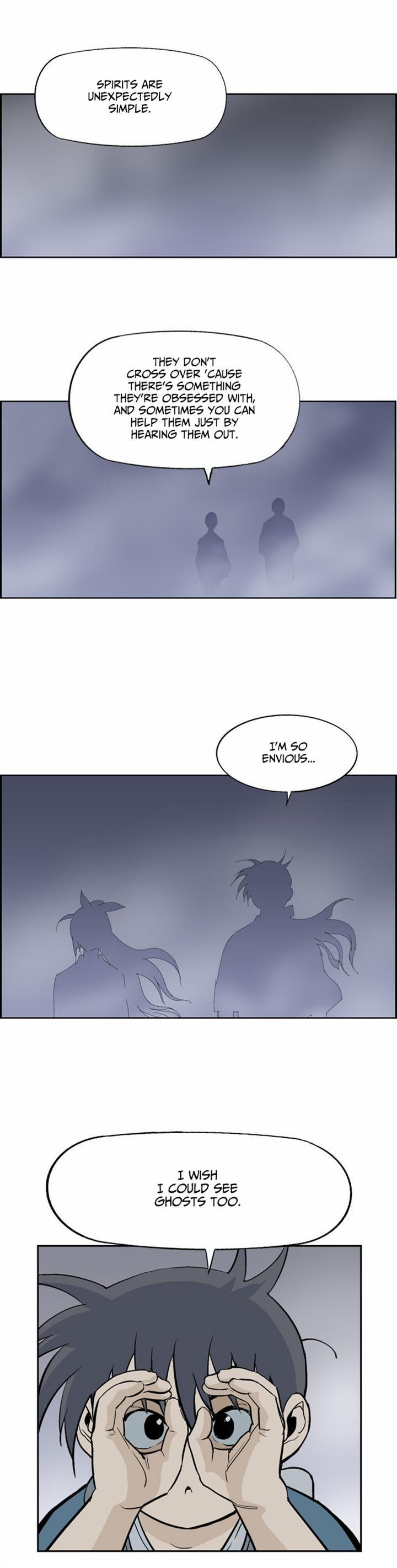 Gosu (The Master) - Chapter 9