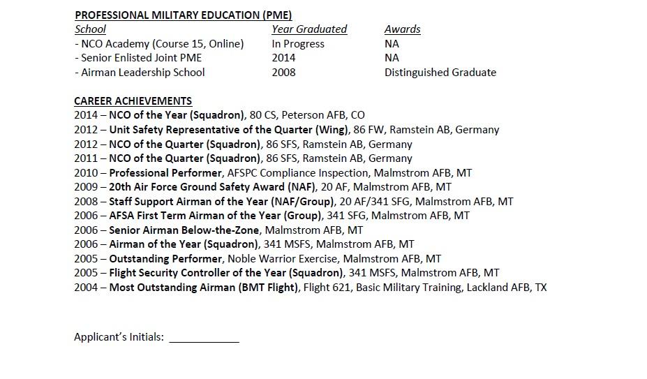 air force bullet writing app