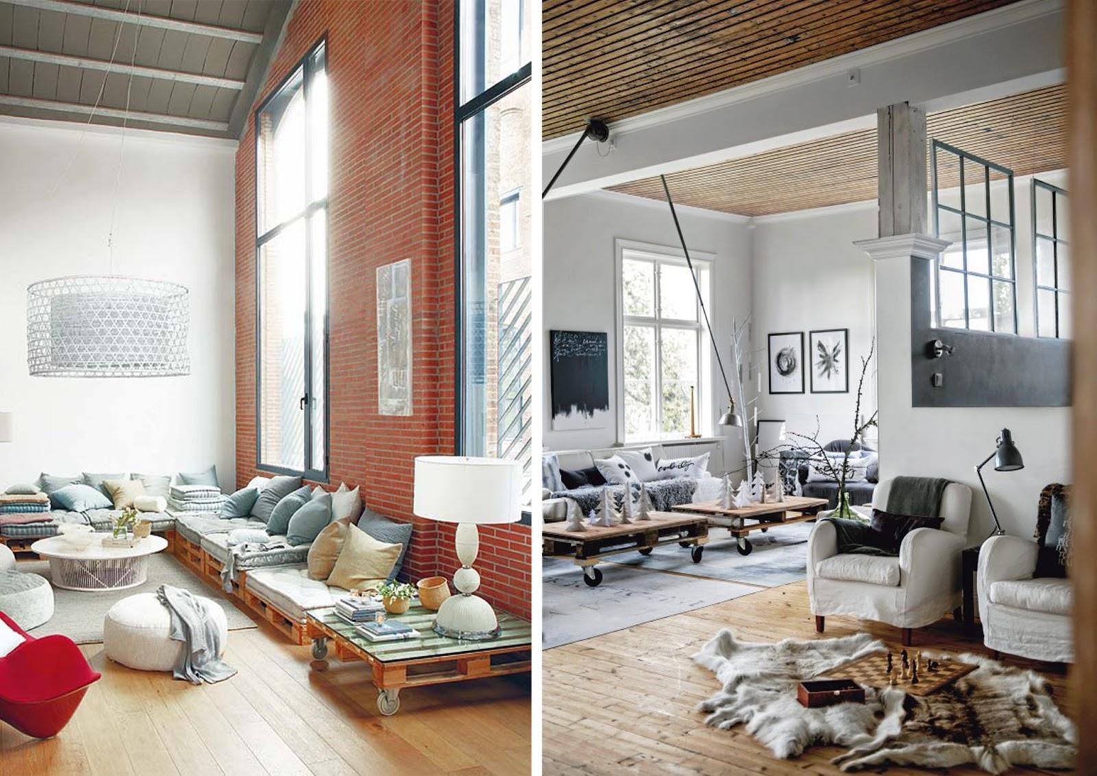 Molto Pallet come arredo di Design meglio se Riciclati! | ARC ART blog  WE53