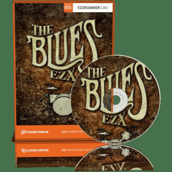 Toontrack The Blues EZX Full version