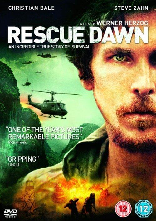 Rescue Dawn แหกนรก สมรภูมิโหด [HD][พากย์ไทย]