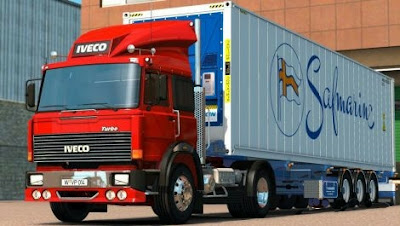 Iveco 190-38 Turbo V8 Sound v 2.0