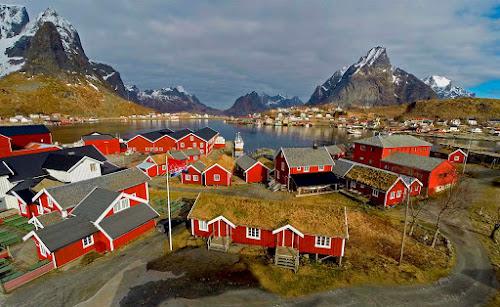 Reine - Lofoten - Noruega