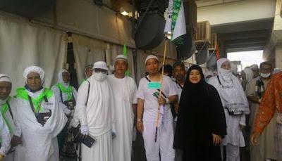 Jamaah Haji Kotabaru Sudah Selesai Tawaf Wada