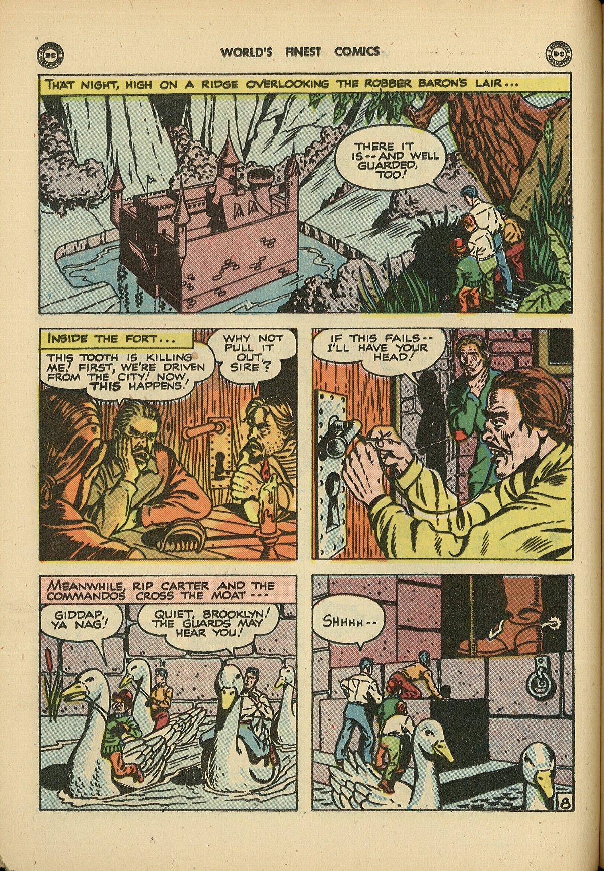 Read online World's Finest Comics comic -  Issue #26 - 32