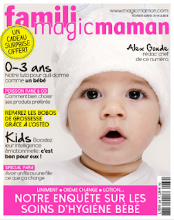 Magazine famili magicmaman N° 239 - Février - mars 2016