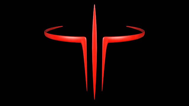 The Quake 3 logo