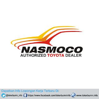 Lowongan Kerja PT. New Ratna Motor (Nasmoco) 9 Posisi