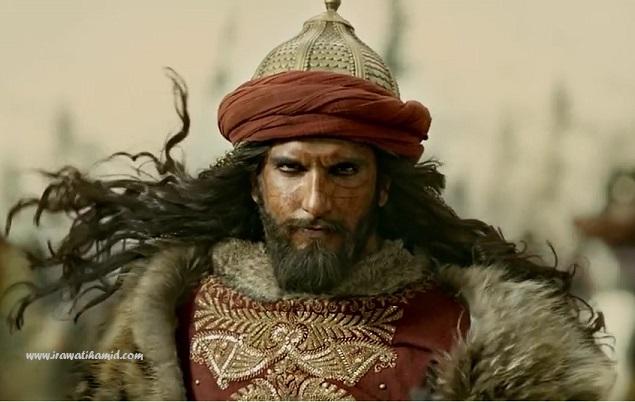 FILM INDIA PADMAVATI (PADMAAVAT)