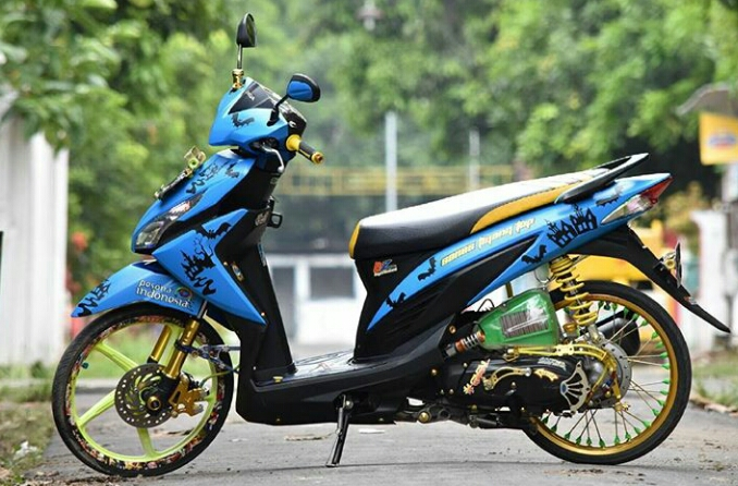 Modifikasi Motor Vario 110 Fi Thailook Kakamozzaorg