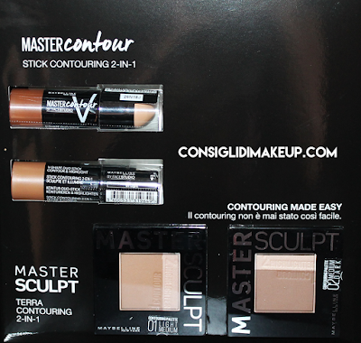 Review: Master Sculpt e Master Contour - Maybelline New York