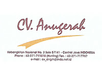 Lowongan Kerja Akunting, Staff Exim, Admin di Gani Marble Tile (CV. Anugerah) - Surakarta