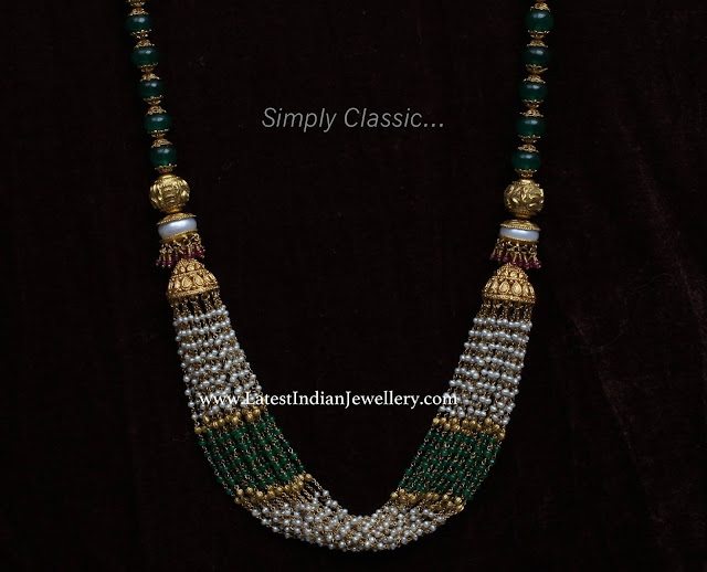 Classy Beads Necklace