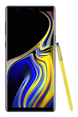 Samsung Galaxy Note 9 (6GB RAM, 128GB Storage)