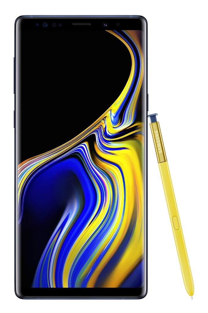 Samsung Galaxy Note 9 (6GB RAM, 128GB Storage)