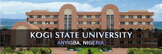 Direct Entry Admission Screening Into Kogi State University For 2016/2017 Is Out With Date  Kogi State University Direct Entry Screening Closing Date, How To Register For KSU Direct Entry Admission Screening,  Kogi State University Admission Direct Entry Requirements For Screening