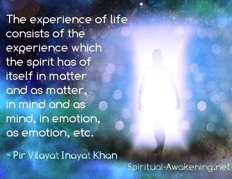 Pir Vilayat Inayat Khan spiritual quote