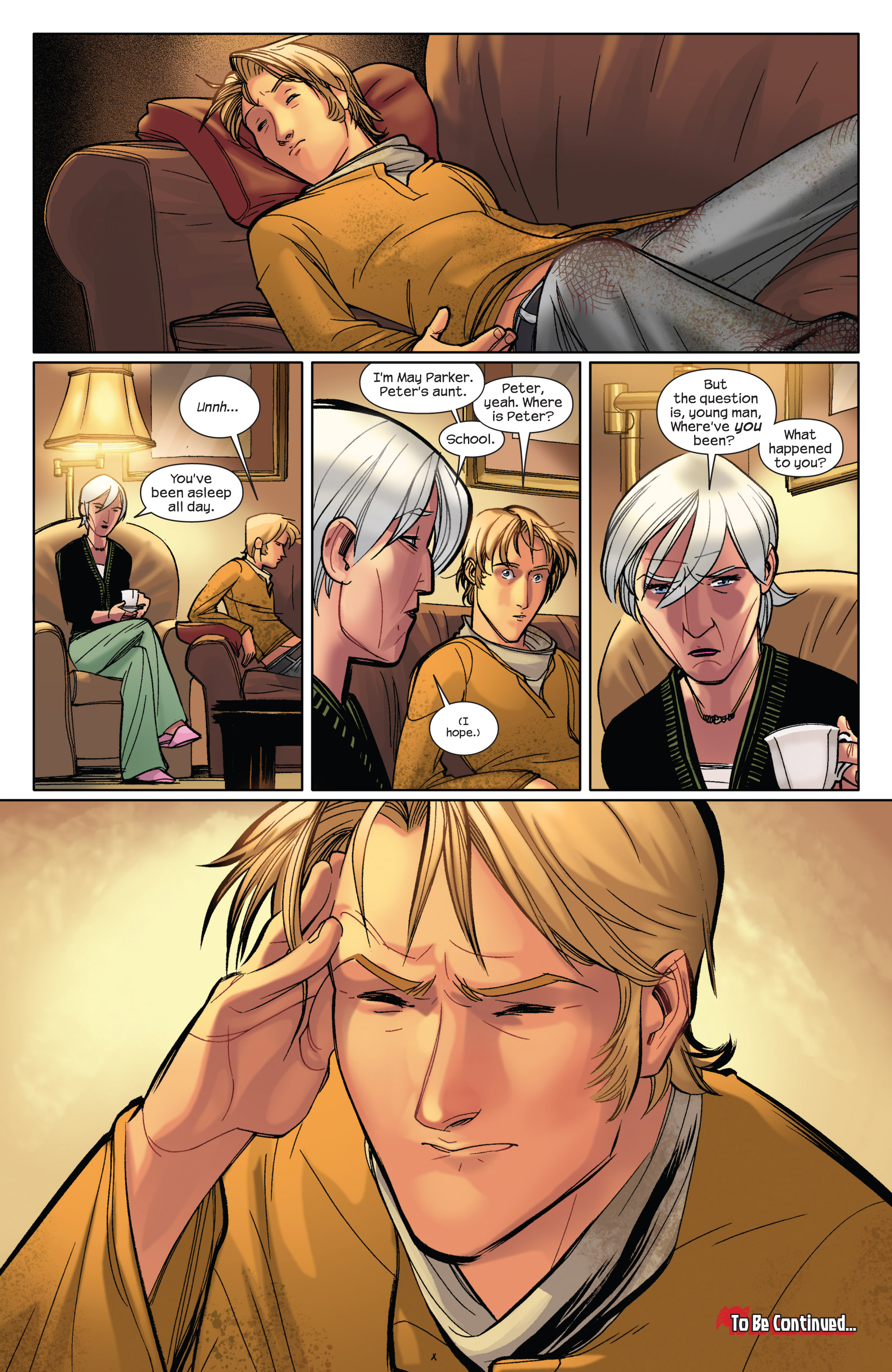 Read online Ultimate Spider-Man (2009) comic -  Issue #2 - 23