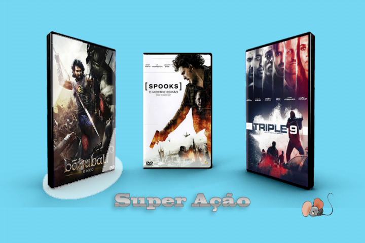 CLICK AQUI  Super Ação 3x1 DVD-R SuperA 25C3 25A7 25C3 25A3o3em11