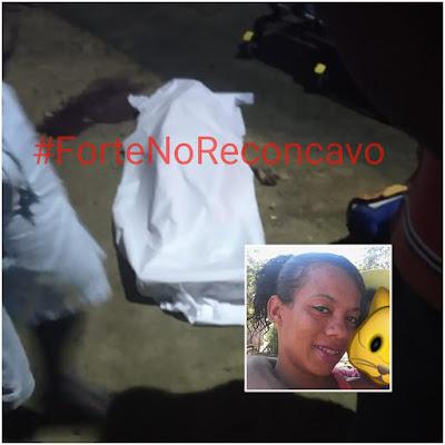Noticias do Recôncavo, MURITIBA: Mulher morre vítima de acidente de trânsito na BA-494