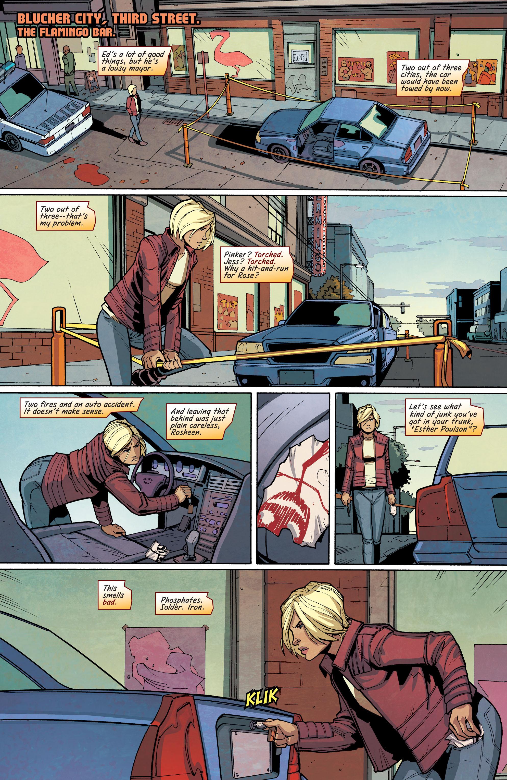 Read online Slash & Burn comic -  Issue #4 - 16