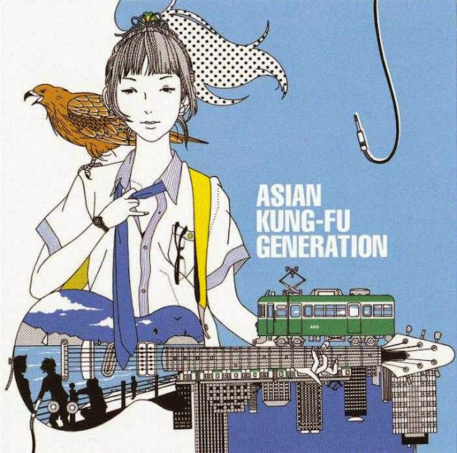 Gambar Foto Asian Kung-Fu Generation