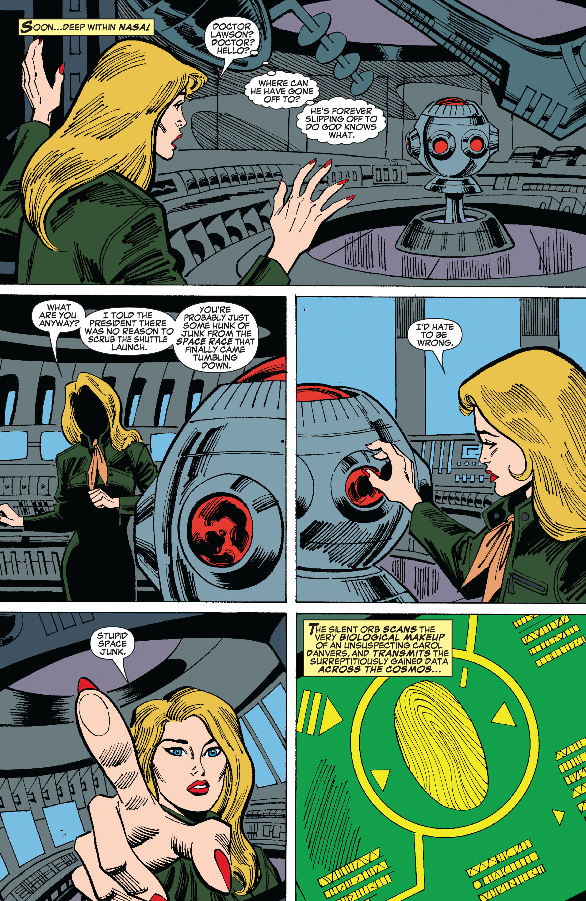 Read online Secret Invasion: The Infiltration comic -  Issue #8 - 4
