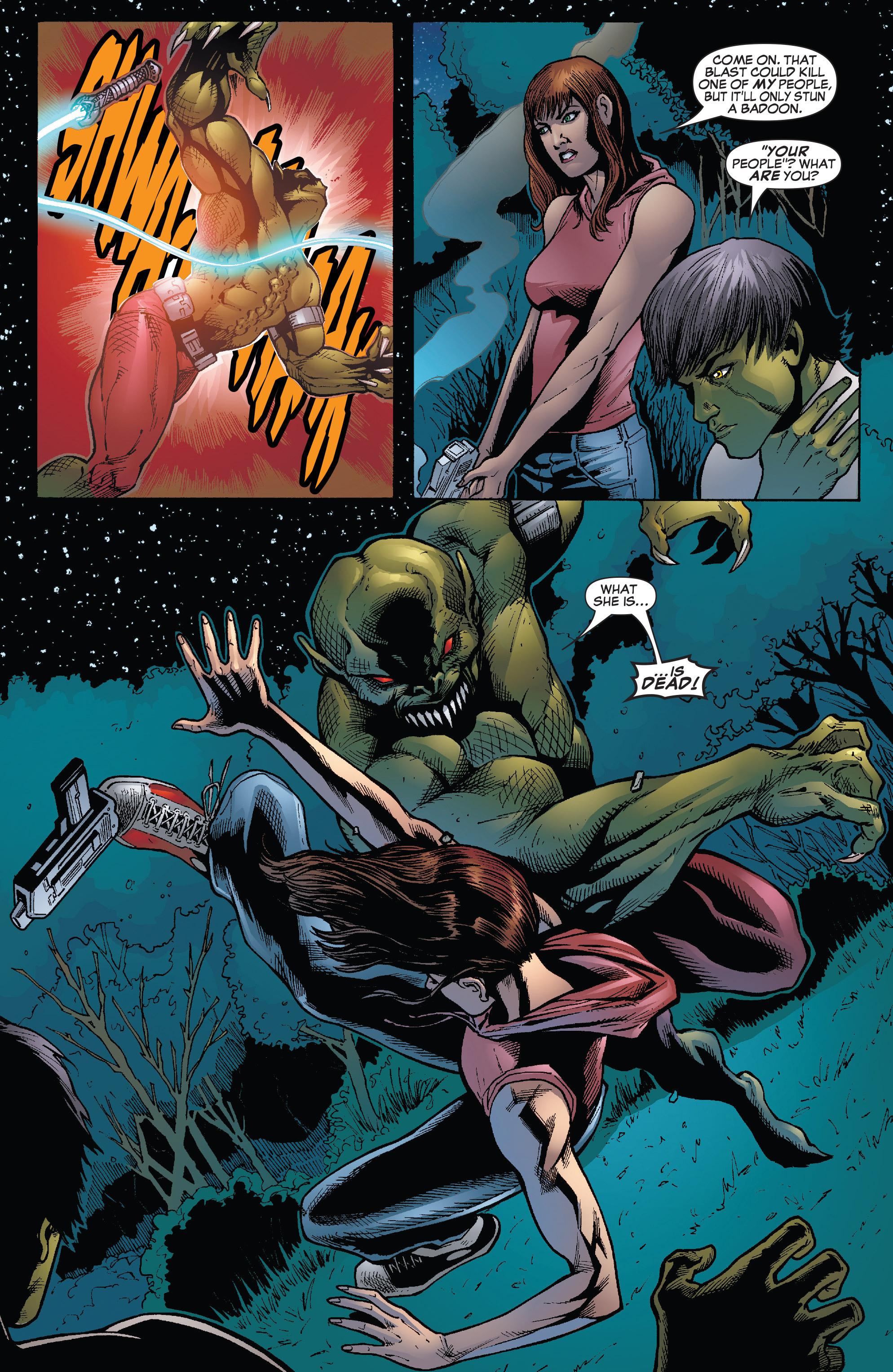 Read online She-Hulk (2005) comic -  Issue #25 - 21