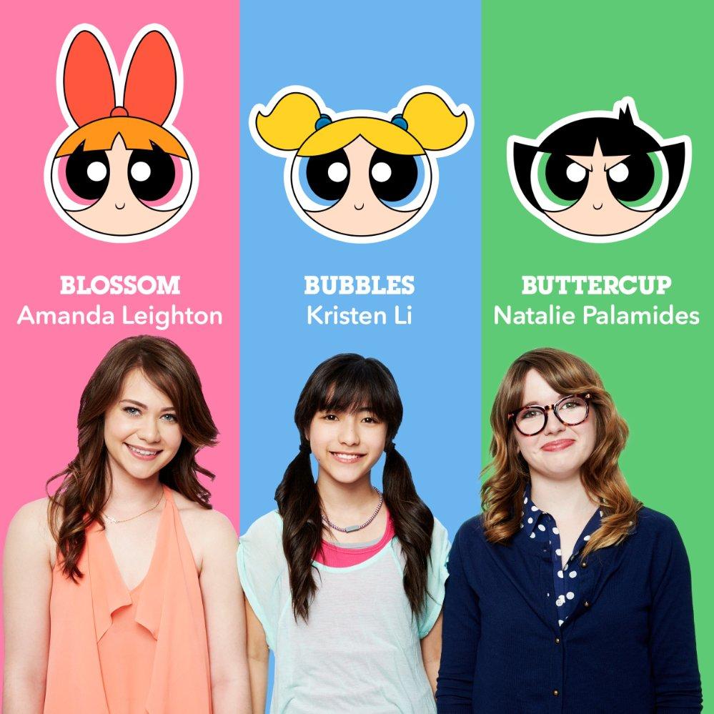 The Powerpuff Girls  - Season 1 (2016)