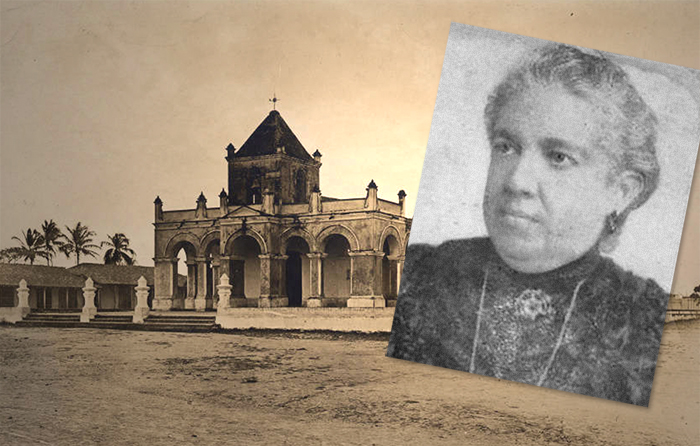 Biografía de Aurelia Castillo de González