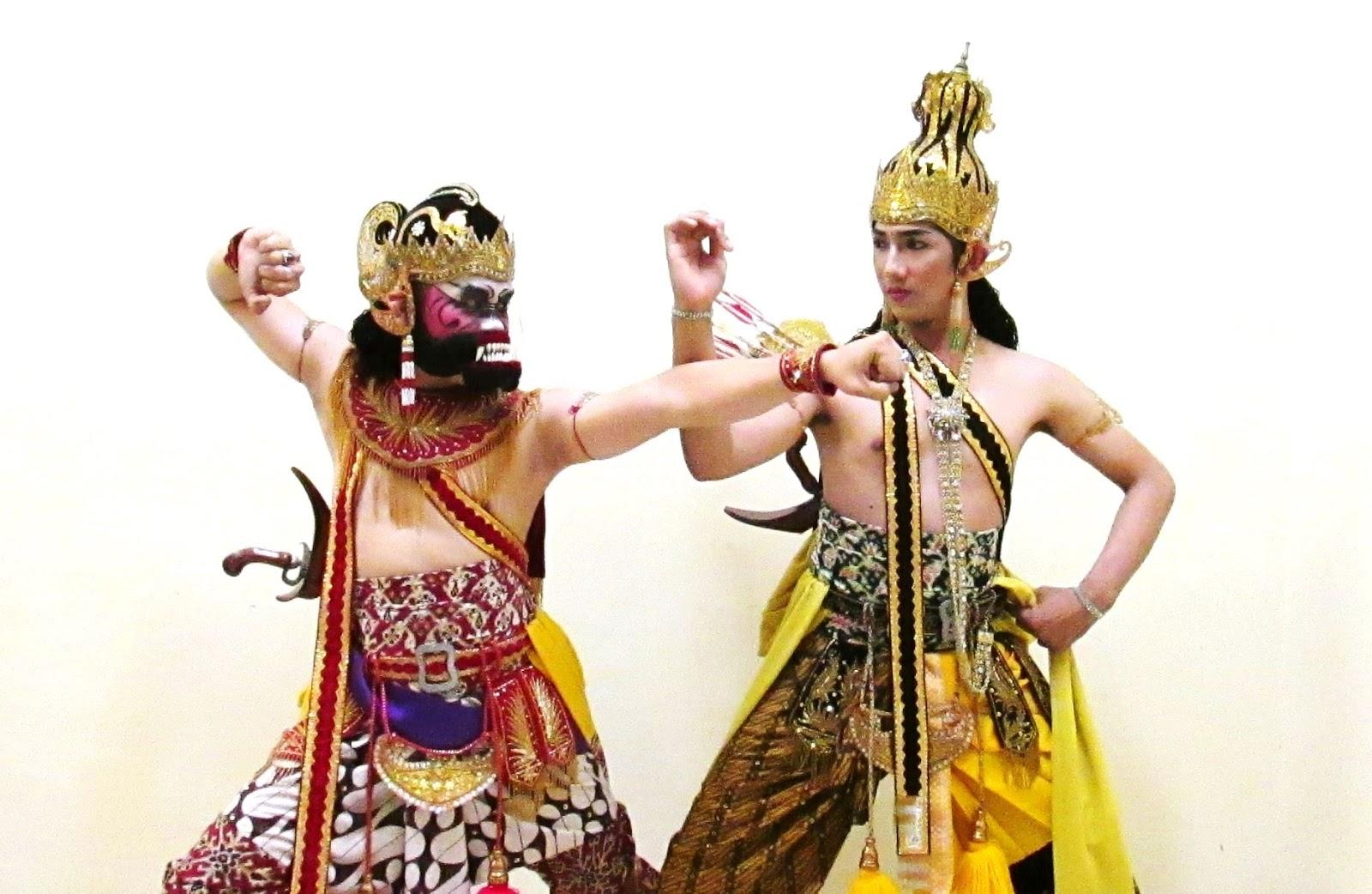 Blog Budaya Indonesia: Tari Bambangan Cakil : Tari ...