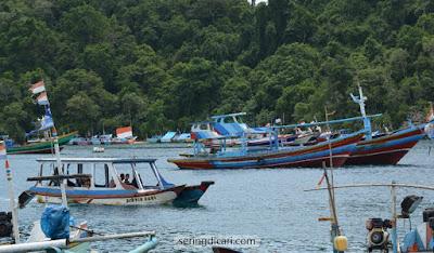Harga Kapal dari Pantai Sendang Biru ke Pulau Sempu