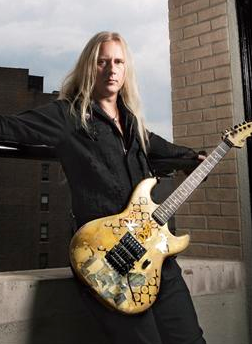 iconic jerry cantrell g l rampage. Black Bedroom Furniture Sets. Home Design Ideas