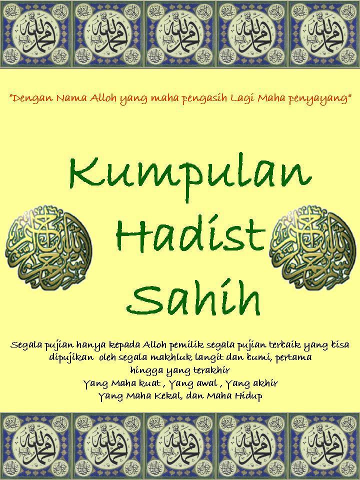 Download Kumpulan Hadits Shahih