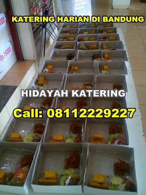 pesan nasi box di bandung