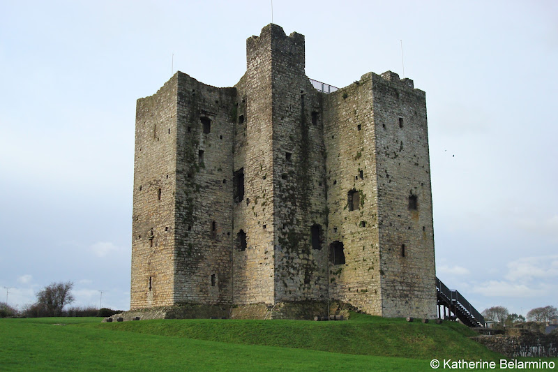 Trim Castle Irish Castles Ireland Road Trip
