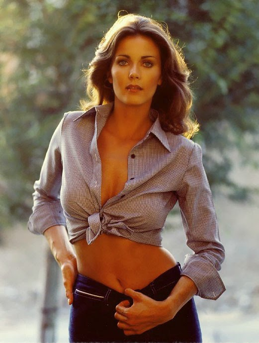 49ec2821a1 Lynda Carter, 1970s | BlueisKewl