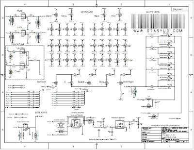 Schematic BlackBerry Bold 9700