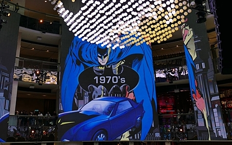 Batman's 80th Anniversary, SkyAvenue, Resorts World Genting, Genting Highlands, Travel, Malaysia