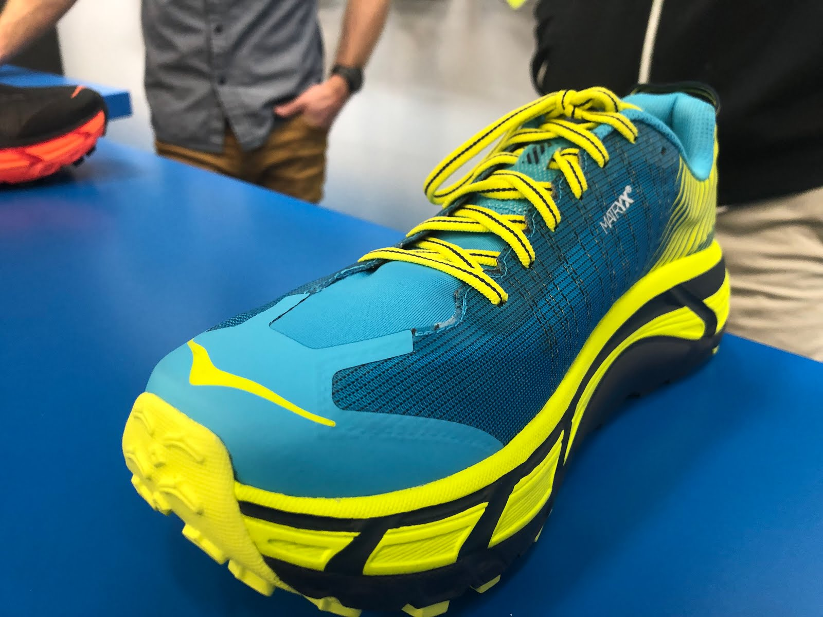 wholesale dealer b9aba f4cd8 Road Trail Run: Hoka One One EVO Mafate 2 Review - Max ...