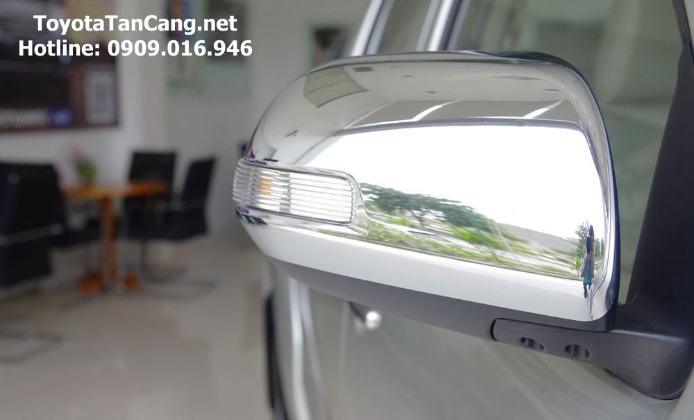 toyota hilux 2015 toyota tan cang 2 - Đánh giá Toyota Hilux 2015: Thách thức mọi chiếc xe bán tải - Muaxegiatot.vn
