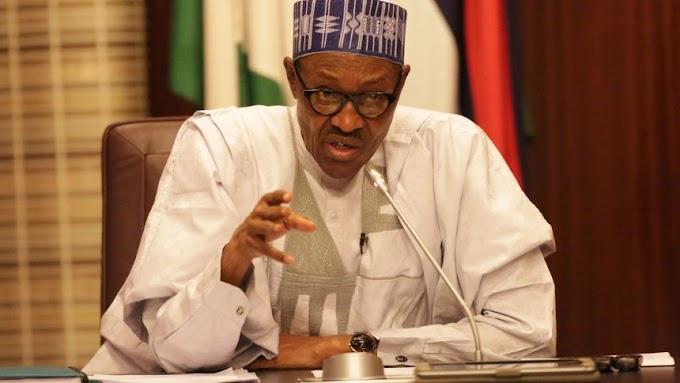 President Muhammadu Buhari's full speech