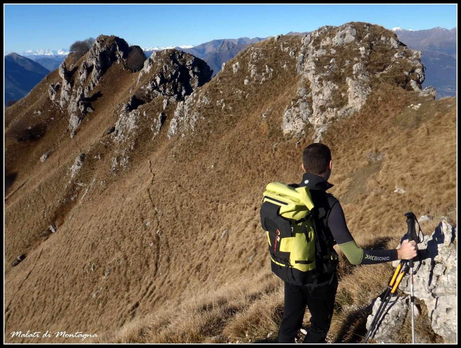 Malati di montagna ai pizzi di parlasco sulle tracce di lasco il bandito della valsassina - Riscaldare velocemente casa montagna ...