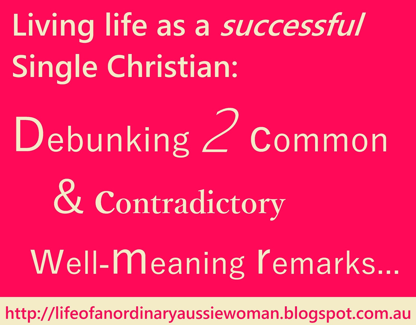 success christian singles Christian dating site to connect with other christian singles online start your free trial to chat with your perfect match christian-owned since 1999.