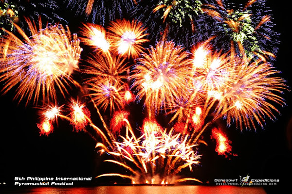 United Kingdom - 5th Philippine International Pyromusical Competition - Schadow1 Expeditions