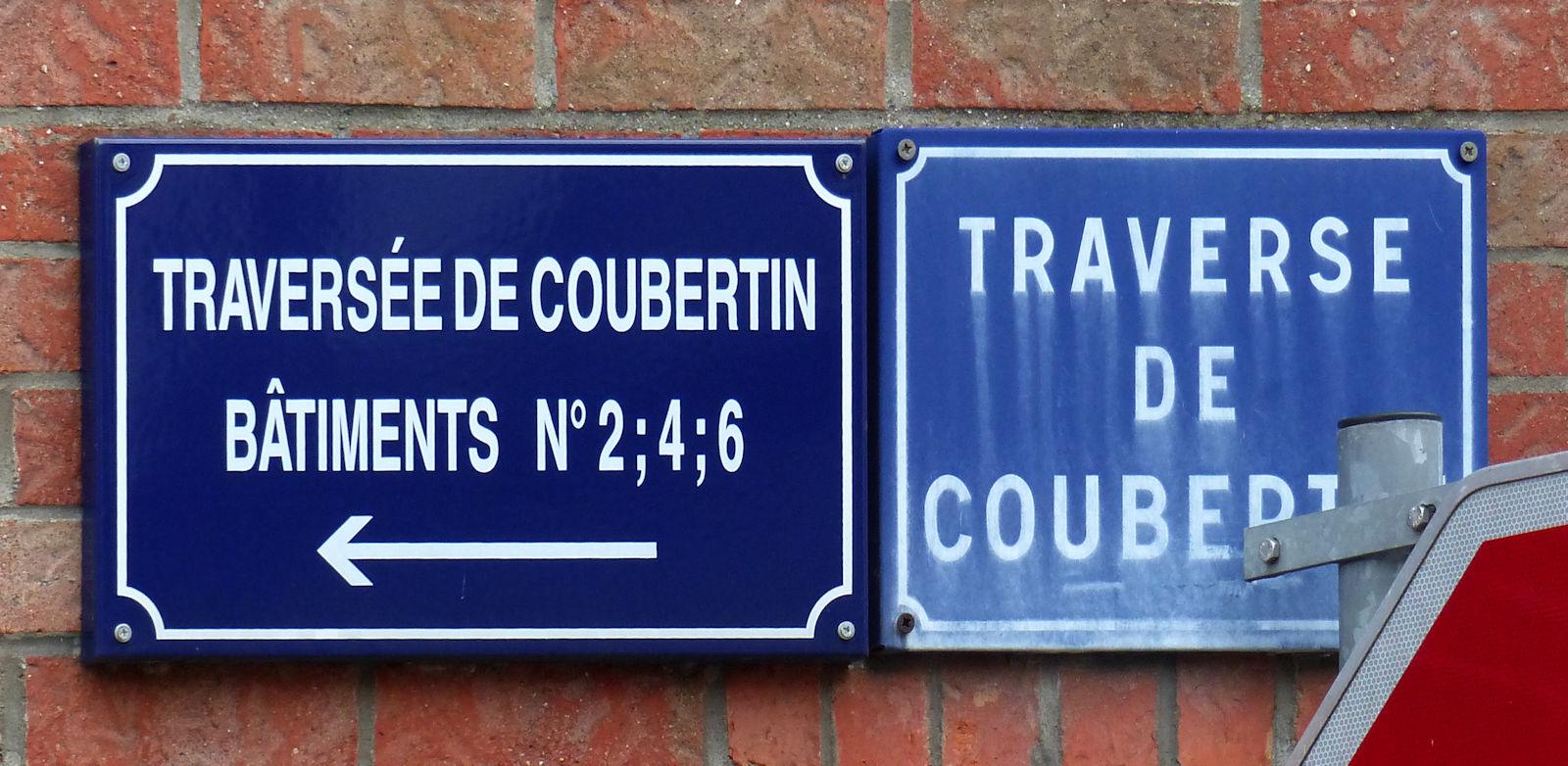 Tourcoing, Traverse de Coubertin - Bâtiments 2, 4 et 6