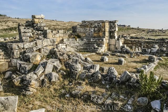 Ábside de la catedral hierapolitana