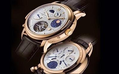 Tour de I'lle adalah jam tangan yang rumit diproduksi oleh produsen Swiss Vacheron Constantin