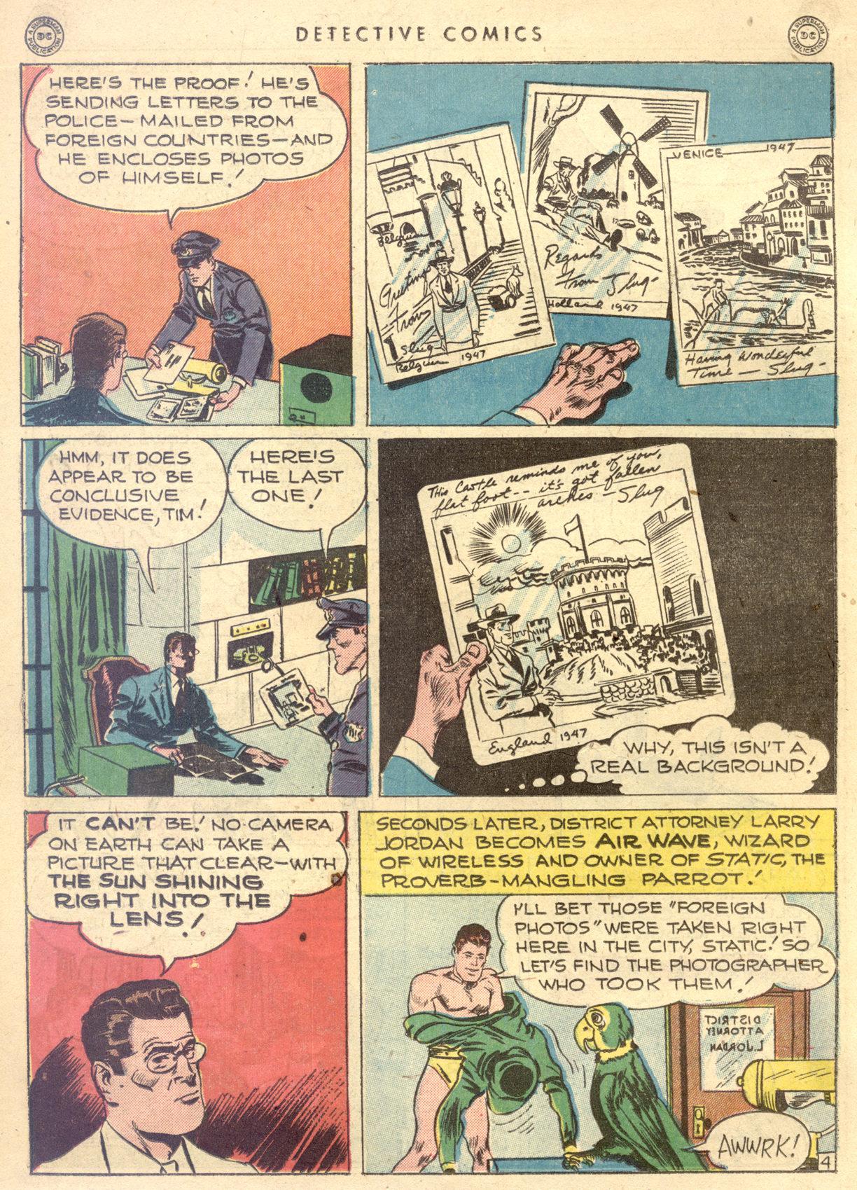 Read online Detective Comics (1937) comic -  Issue #122 - 30
