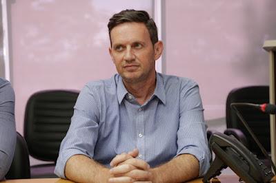 Empresário, Marcus Fabrizio Busato é o novo diretor de comunicação  da Prefeitura de Ponta Grossa Foto: divulgação